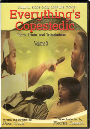 Everything's Copestedic, Vol. 3 - DVD