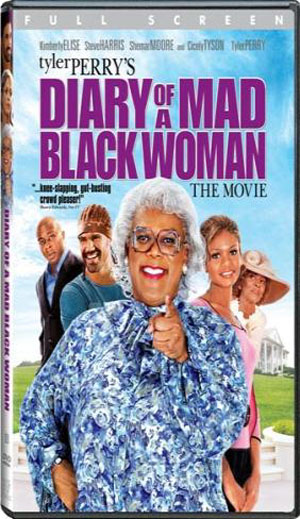 Tyler Perry's - Diary Of A Mad Black Woman - Movie